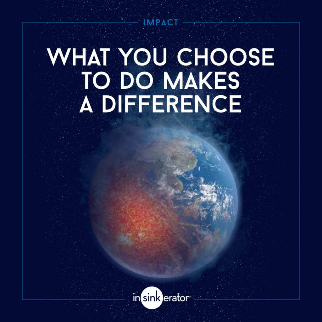 What you choose to do makes a difference